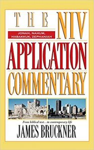 NIV Application Commentary Jonah Nahum Habakkuk Zephaniah