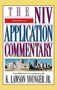 NIV Application Commentary Judges Ruth