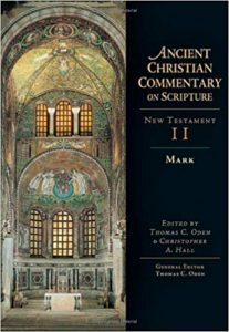 Mark Ancient Christian Commentary on Scripture
