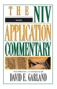 Mark commentary by David Garland