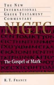 Mark commentary by R.T. France