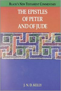 Peter Jude commentary by J.N.D. Kelly