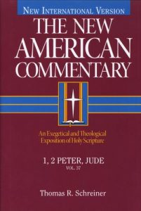 1-2 Peter Jude commentary by Thomas Schreiner