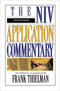 Philippians commentary by Frank Thielman