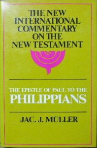 Philippians commentary by J.J. Muller