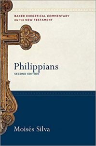 Philippians commentary by Moises Silva