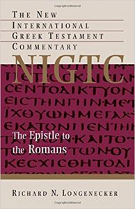 Romans commentary by Richard Longenecker
