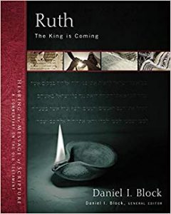 Ruth Zondervan Exegetical Commentary
