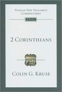 Second Corinthians by Colin Kruse