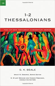 1-2 Thessalonians by G.K. Beale