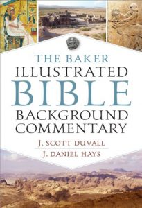 Baker Illustrated Bible Backgrounds Commentary