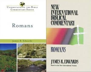 Romans commentary by James R. Edwards
