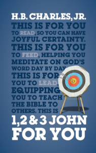 1-3 John commentary by H.B. Charles