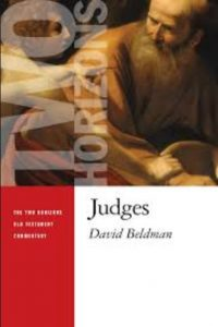Judges commentary by David Beldman