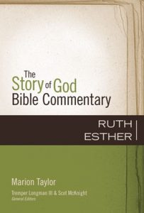 Ruth Esther commentary by Marion Taylor