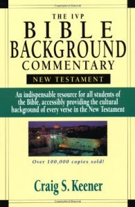 IVP Bible Backgrounds Commentary New Testament