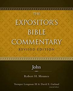 John commentary by Robert Mounce
