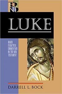 Luke commentary by Darrell Bock
