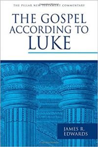 Luke commentary by James Edwards