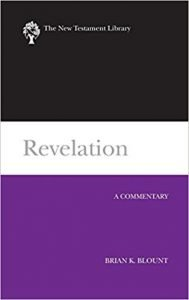 Revelation commentary by Brian Blount