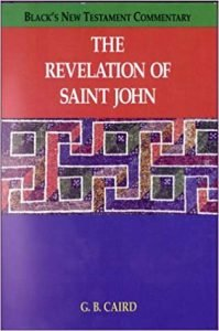 Revelation commentary by G.B. Caird
