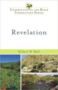 Revelation commentary by Robert Wall