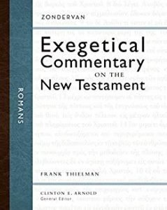 Romans commentary by Frank Thielman