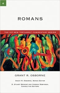 Romans commentary by Grant Osborne