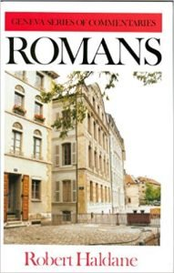Romans commentary by Robert Haldane
