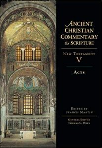 Acts commentary by Francis Martin