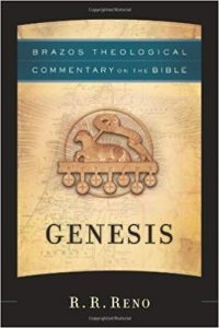 Genesis commentary by R.R. Reno
