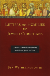 Hebrews commentary by Ben Witherington
