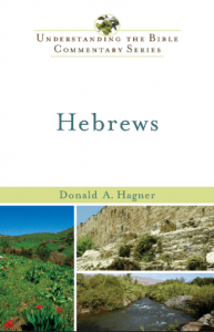 Hebrews commentary by Donald Hagner