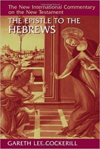 Hebrews commentary by Gareth Lee Cockerill