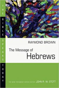 Hebrews commentary by Raymond Brown
