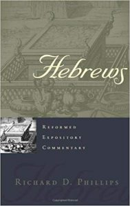 Hebrews commentary by Richard Phillips