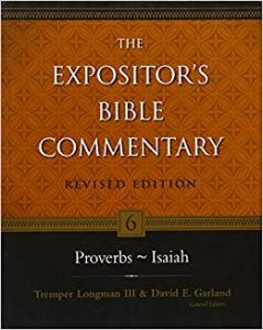 Isaiah commentary by Geofferey Grogan