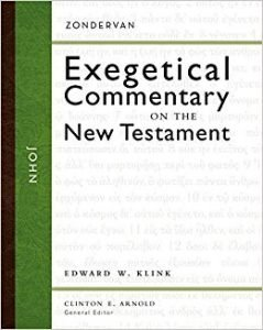 John commentary by Edward Klink