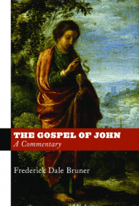 John commentary by Frederick Dale Bruhner
