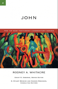 John commentary by Rodney Whitcare