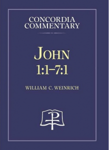 John commentary by William Weinrich