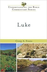 Luke commentary by Craig Evans