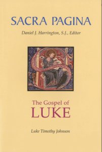 Luke commentary by Luke Timothy Johnson