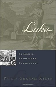 Luke commentary by Philip Graham Ryken