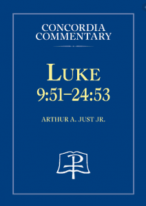 Luke commentary by Arthur Just