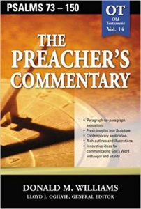 Psalms commentary by Donald Williams