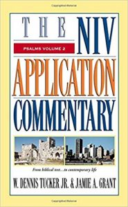 Psalms NIVAC commentary
