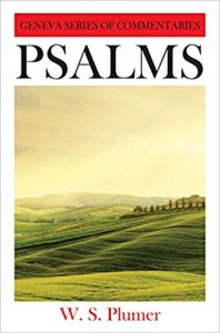 Psalms commentary Plumer