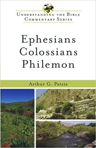Colossians commentary by Arthur Patzia