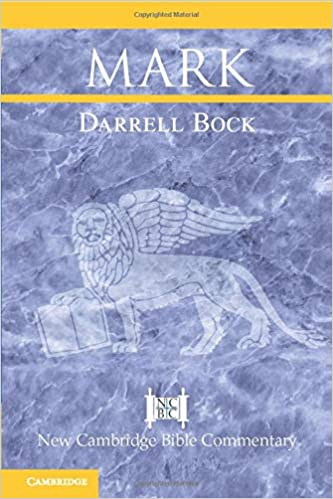 Mark commentary by Darrell Bock